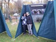 Neue Zeltverstecke